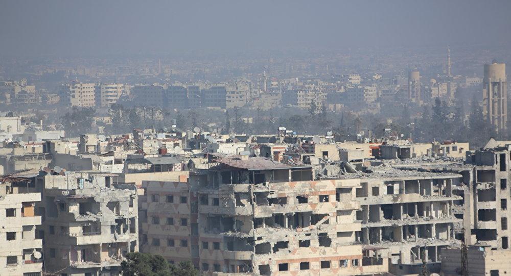 3 إصابات في صفوف المدنيين جراء استهداف المجموعات المسلحة دمشق القديمة بالقذائف