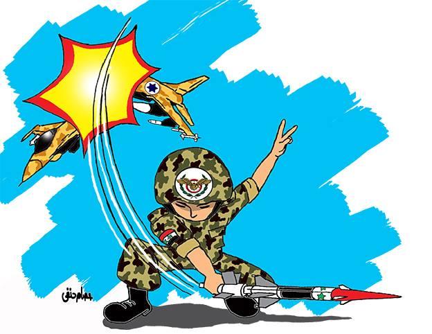 كاريكاتير الفنان :عصام حنفي
