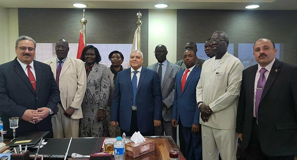 مصر وجنوب السودان يوقعان مذكرة تفاهم لإنشاء آلية للتشاور السياسي بين البلدين