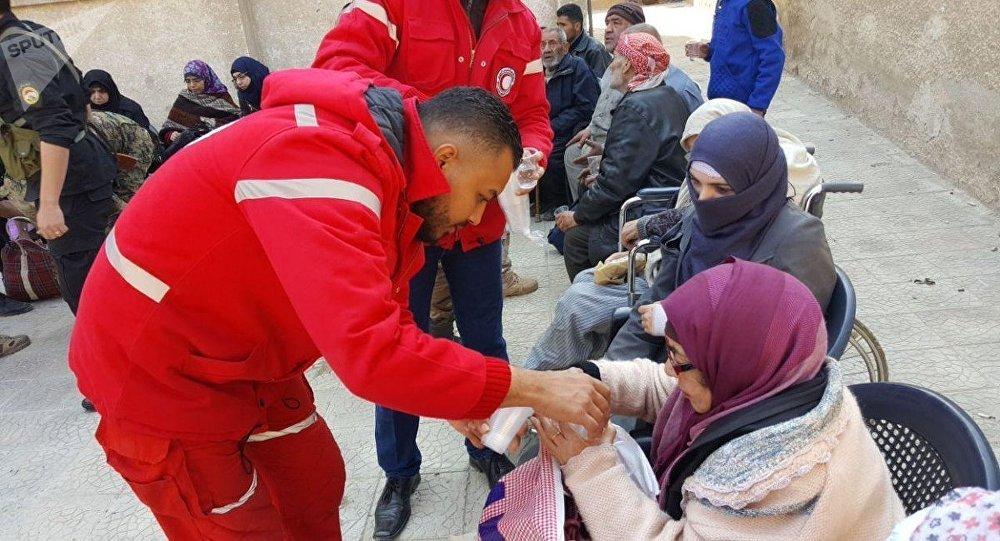 محافظ ريف دمشق: من المتوقع وصول عدد الخارجين من الغوطة الشرقية إلى 25 ألف شخص