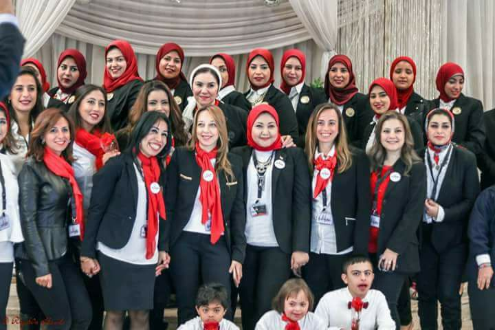حنان الديب ومروة حافظ أبرز المكرمات في اليوم العالمي للمراة بمكتبة مصر الجديدة