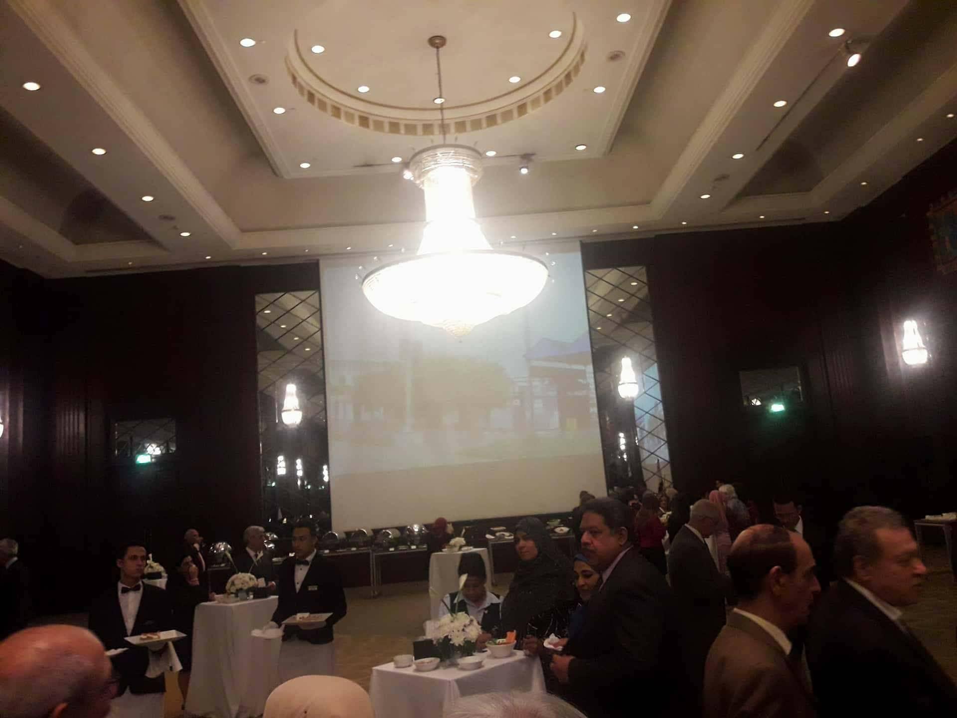 بالصور : أحتفالية سفارة باكستان في القاهرة بالعيد القومي لدولة باكستان