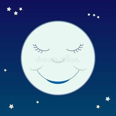 إبتسامة القمر….شعر أمل همام