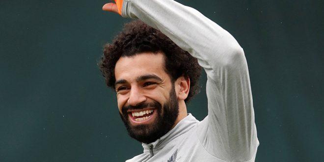 هكذا يستعد محمد صلاح لحفل أفضل لاعب بالدوري الإنجليزي