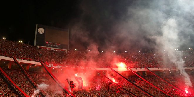 أهداف مباراة الأهلي والمصري في الدوري (2-0)