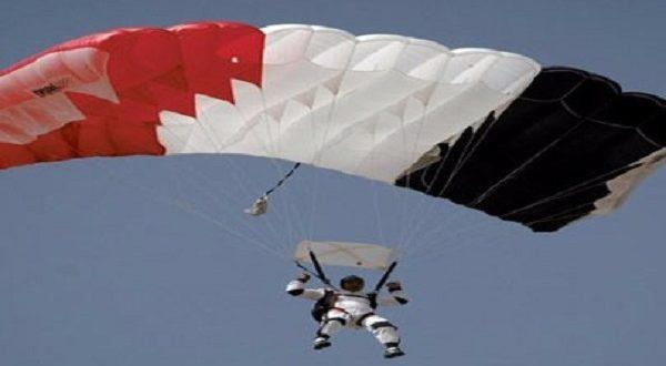تفاصيل أول حدث رياضى للقفز الحر بالمظلات فوق سفح الأهرامات