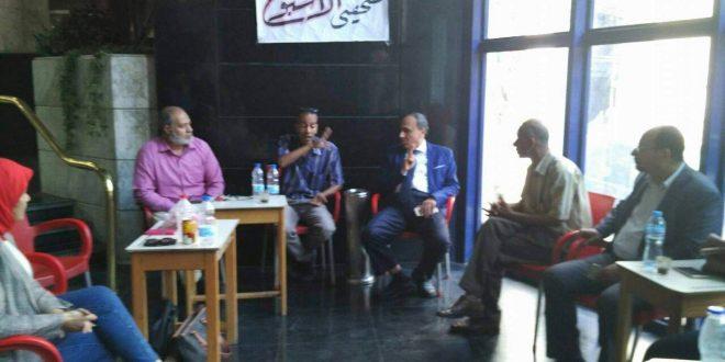 غدآ مجلس نقابة الصحفيين يناقش أزمة معتصمي معتصمي جريدة الاسبوع.