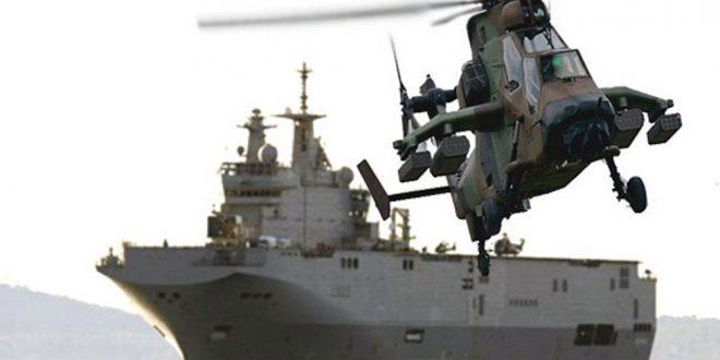 """محادثات روسية مع مصر حول مروحيات """"كا-52ك"""" بعد المشاورات حول """"ميسترال"""""""