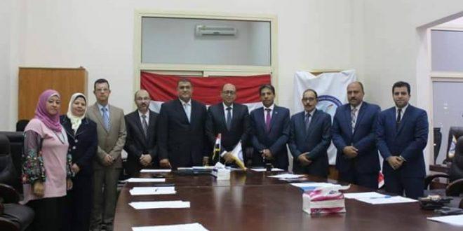 مجلس العبور يصدر قرارات هامة بعد اعتماده رسمياً