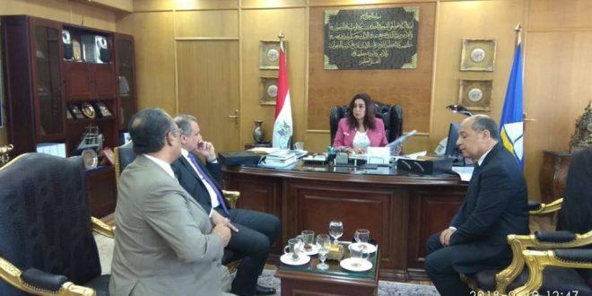 مدير صندوق تطوير العشوائيات:: .إعلان دمياط محافظة خالية من العشوائيات واهلهايسكنون فى وحدات على النيل