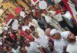 شارع المعز يشهد مليونية مهرجان سماع الدولي للانشاد الديني
