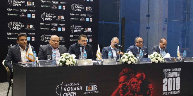 نجوم العالم يشاركون فى بطولة سي اي بي بلاك بول في مصر أوائل ديسمبر