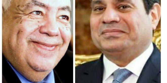 """""""فهيم"""" يهنئ الرئيسالسيسي والامه الاسلاميه بمناسبة المولد النبوي الشريف"""