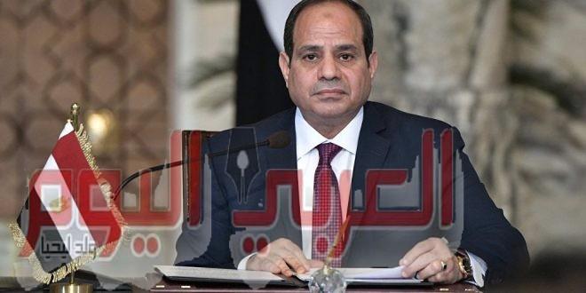 عقب إعدام 9 مدانين باغتيال النائب العام… تعليق من السيسي على القضاء المصري