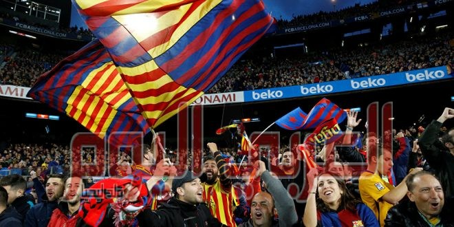 """""""نايكي"""" ساهمت في صفقة برشلونة الجديدة لأهداف تسويقية"""