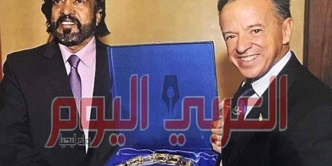 رئيس الاتحاد الدولى روفائيل سانتوغا يحضر دورة عالم البطولات باكاديمية دبي لبناء الاجسام