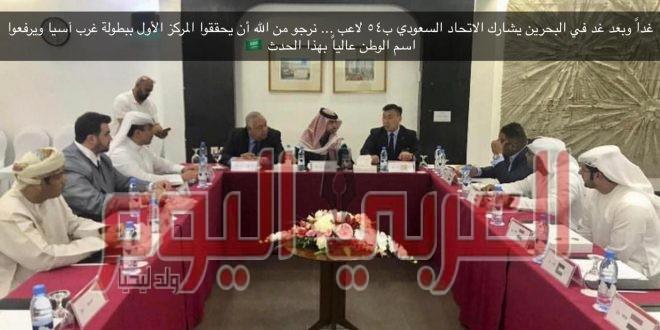 """""""فهيم """":نرحب بعودة المنتخب السعودي لكمال الأجسام في المشاركات الرسمية بالبطولات القارية."""