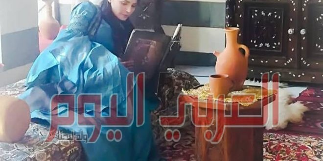 ريم زينو في بطولة العمل التاريخي محي الدين بن عربي