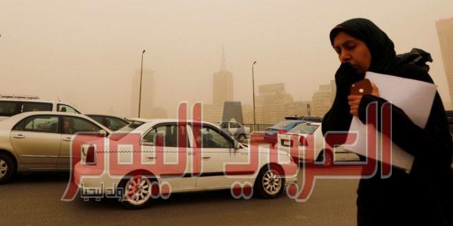 الأرصاد الجوية المصرية … انكسار الموجة الحارة بدءا من الغد