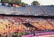 توافد الجماهير لحضور مباراة مصر والكونغو