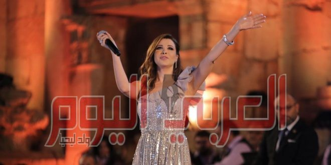 عجرم وصويص يشعلان أجواء مهرجان جرش للثقافة والفنون في دورته 34