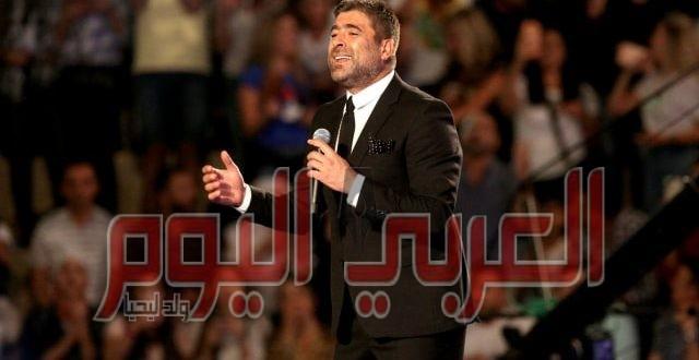 وائل كفوري يشعل أجواء مهرجان جرشللثقافة والفنون