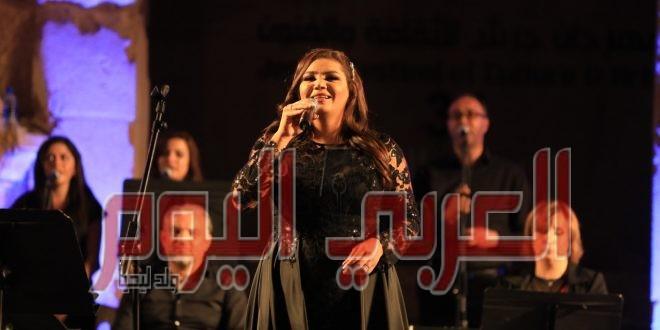 نجوم اردنيون ..بالوان من الغناء العربي على المسرح الشمالي