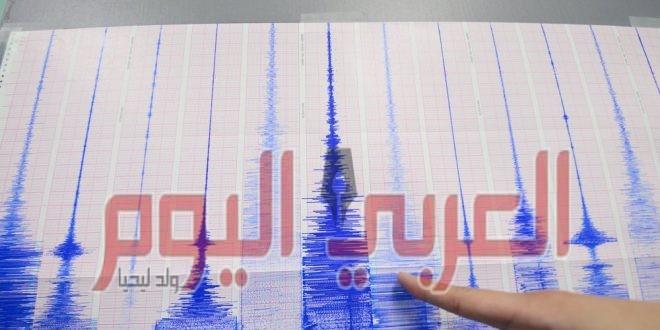 هزة أرضية تضرب شرق القاهرة