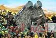 """""""حزب الله"""" يعرض ترسانة صواريخ جديدة"""