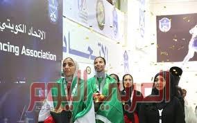 السعودية تحصد أول ميدالية ذهبية «نسائية» في دورة الخليج