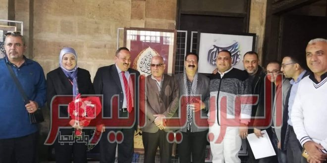 """""""القاهرة عاصمة الثقافة الإسلامية"""" ..فى احتفال الإنتاج الثقافى باليوم العالمى للغة العربية"""