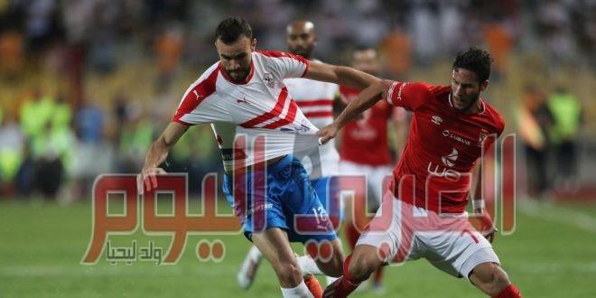 """رمضان صبحي من ضمن أختيارات """"الكاف """"لأفضل اللقطات المهارية في دوري أبطال أفريقيا"""