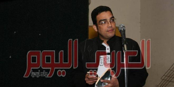انذار بالحب ..للشاعر المصري احمد نصر الله