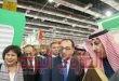 رئيس الوزراء المصري يتفقد جناح السعودية بمعرض القاهرة الدولي للكتاب