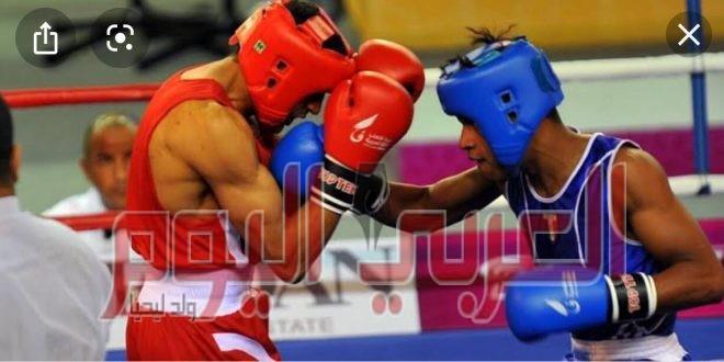 نتائج منتخب الملاكمة في افتتاح البطولة العربية بالكويت