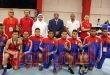 منتخب ملاكمة الناشئين يبدأ رحلة البطولة العربية بالكويت.