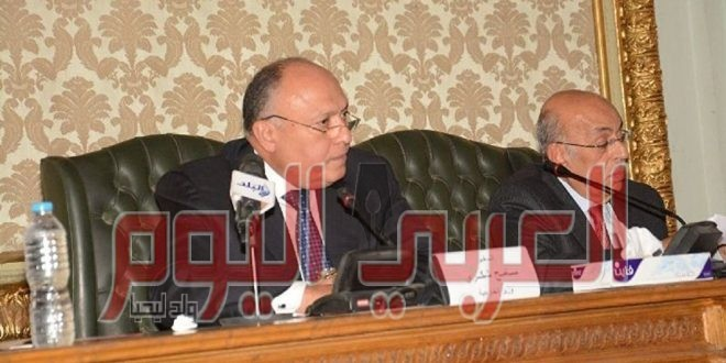 الخارجية المصرية تؤكد على حقوق قبرص في التنقيب عن الغاز شرق المتوسط