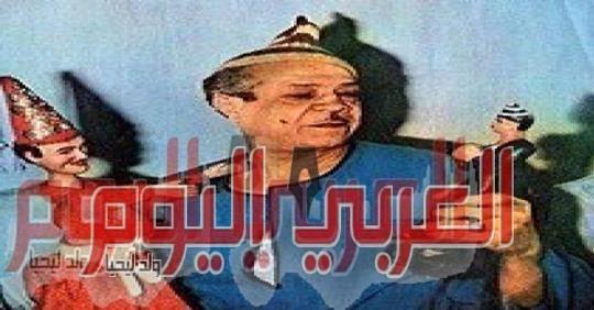 أشرف الريس يكتب عن: ذكرى رحيل محمود شكوكو