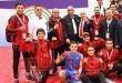 صعود ٦ ملاكمين مصريين لنهائى البطولة العربيه للملاكمة