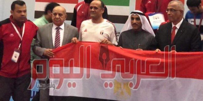 """ملاكمة مصر """"وصيف"""" البطولة العربيه للناشئين"""