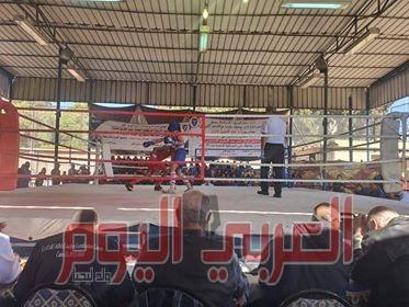 ذهبية براعم الملاكمة ببورسعيد تشعل الفتنه بمجلس النواب تعرف على السبب.!