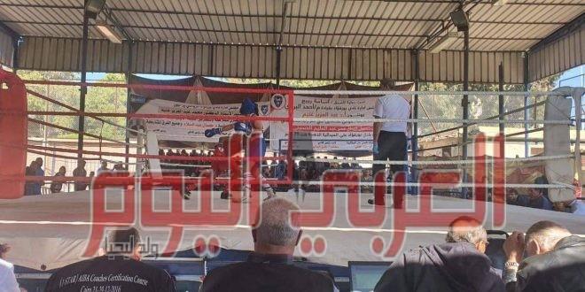 ذهبية براعم الملاكمة ببورسعيد تشعل الفتنه بمجلس النواب
