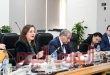 """وزراء التخطيط والتضامن والتموين يبحثون خطة الدولة المصرية والخطوات التنسيقية لعمل لجنة دعم العمالة المنتظمة وغير المنتظمة المتضررة من تداعيات انتشار ڨيروس """"كورونا"""" المستجد"""