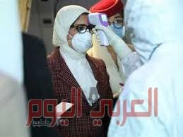 الصحة المصرية تضع شرطا لإعادة المصريين من الخارج