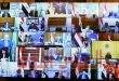 الالتزام الصارم بتطبيق قواعد وإجراءات الحظر وعدم اعاقة حركة الشاحنات وعربات النقل واستمرار عمل المصانع بكامل طاقتها: رئيس الوزراء يعقد اجتماعه الثانى خلال أسبوع مع المحافظين بتقنية الفيديو كونفرانس