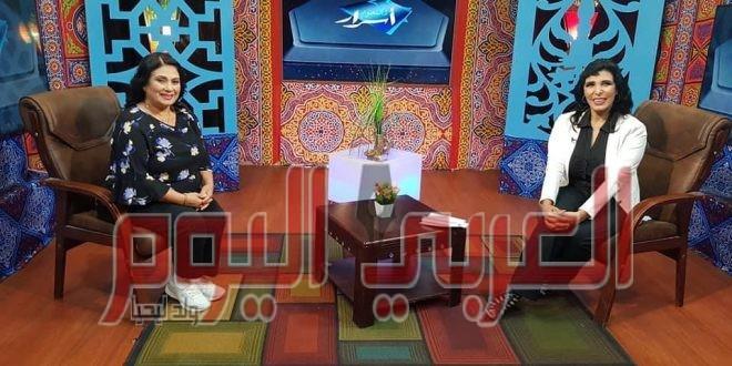 سلوى عثمان وعادل شعبان يكشفون عن سر نجاحهم في برنامج اسرار والنجوم