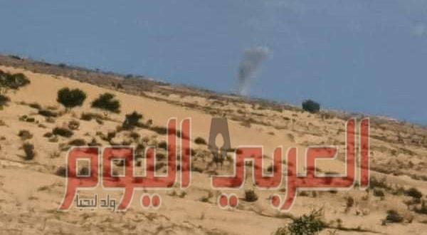 تدمير معقل رئيسي لداعش بقرية نجع شبانه جنوب رفح ومقتل عدد كبير من الدواعش