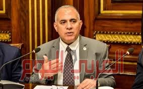 """وزير الري يبحث الموقف المائي لموسم """" أقصى الاحتياجات """" القادم"""