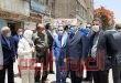 """وزير التنمية المحلية ومحافظ القاهرة يتفقدان إزالة المخالفات بمحيط مستشفى""""57357″"""