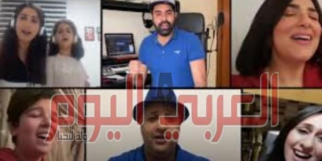 """بالفيديو.. """"أبطال التحدي"""" أوبريت مغربي يحتفي بخط الدفاع الطبي في مواجهة كورونا"""